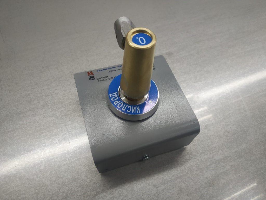 КМЗ: клапанные системы для аппаратов ИВЛ